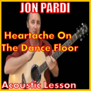 learn to play heartache on the dance floor by jon pardi