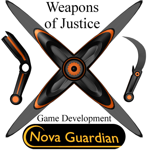 First Additional product image for - NOVA GUARDIAN Weapons for Game Dev (BLEND, DAE, FBX, OBJ)
