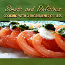 Cooking With 3 Ingredients Or Less | eBooks | Food and Cooking