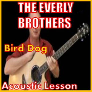 learn to play bird dog by the everly brothers