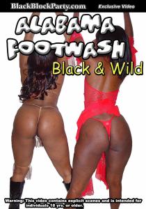 alabama footwash - black & wild (uniontown al)
