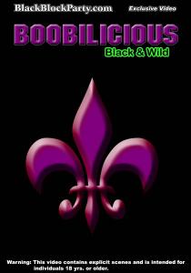boobilicious - black & wild (new orleans la)