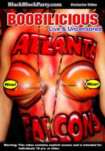 boobilicious - live & uncensored (new orleans la)