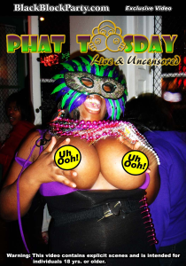 phat toosday - live & uncensored (new orleans la)