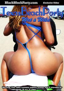 texas beach party - wet & wild (galveston tx)