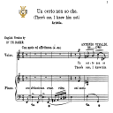 Un certo non so che, Medium Voice in A Minor, A.Vivaldi. For Mezzo,Baritone. Tablet Sheet Music. A5 (Landscape). Schirmer (1894) | eBooks | Sheet Music