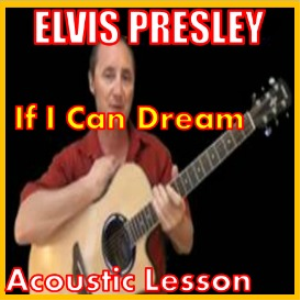 Learn to play If I Can Dream by Elvis Presley | Movies and Videos | Educational
