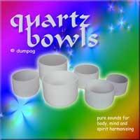 Quartz bowls crystal sounds | Music | Alternative