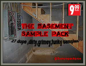 the basement sample pack