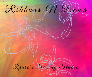Ribbons N Bows Q XXX | Crafting | Embroidery