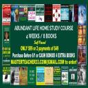 Abundant Life Home Study Course | Audio Books | Religion and Spirituality