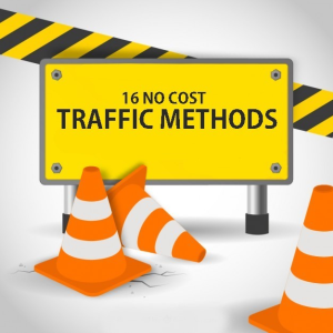 16 no cost traffic methods ebook
