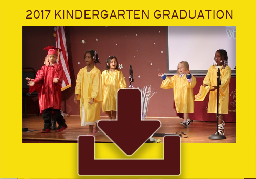 First Additional product image for - 2017 NLAE Kindergarten Graduation