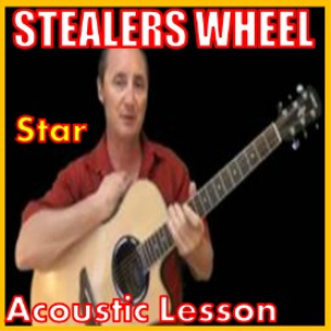 Learn to play Star by Stealers Wheel | Movies and Videos | Educational