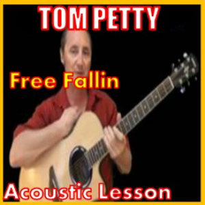 Learn to play Free Fallin by Tom Petty | Movies and Videos | Educational