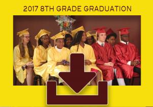 2017 nlae 8th grade graduation