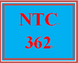 NTC 362 Week 3 Individual: Understand How Software as a Service (SaaS) Works | eBooks | Education
