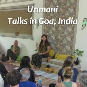 unmani - talks in goa 1
