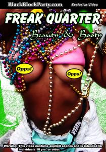 [sd] freak quarter - beauty & booty (new orleans la)