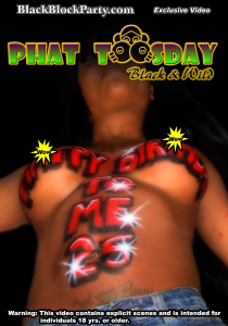 [sd] phat toosday - black & wild (new orleans la)