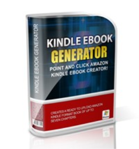kindle  book generator