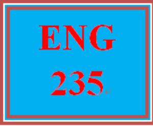 ENG 235 Week 2 Word Analysis Worksheet | eBooks | Education
