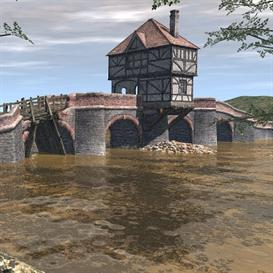 norsca bridge (for poser)