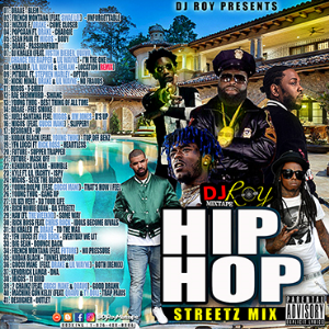 dj roy hip hop streetz rap mix