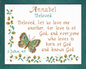 name Blessings - Annabel 2 | Crafting | Cross-Stitch | Other