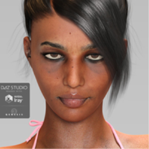 hanisha for genesis 3 female
