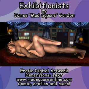 Exhibitionists | Photos and Images | Digital Art