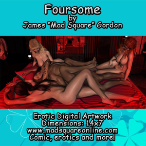 Foursome | Photos and Images | Digital Art