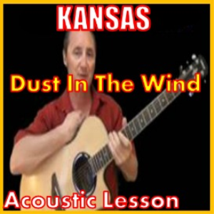 learn to play dust in the wind by kansas