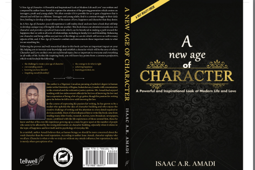 Second Additional product image for - A New Age of Character (The top summer read)