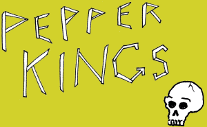 The Pepper Kings EP #1. | Music | Alternative