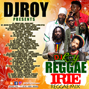 Dj Roy Reggae Irie Reggae Mix 2017 | Music | Reggae