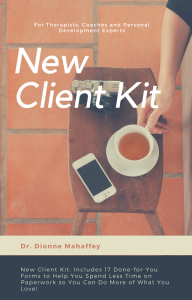 New Client Kit: For Therapists, Coaches and  Personal Development Experts | Documents and Forms | Other Forms