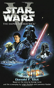 star wars. episode v: the empire strikes back.