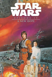 star wars. episode iv: a new hope