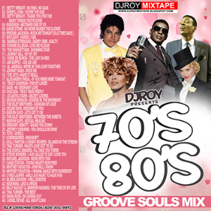 Dj Roy 70's 80's Groove Souls Mix | Music | R & B