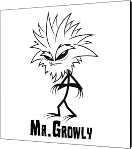 Mr. Growly CD Download | Music | Rock