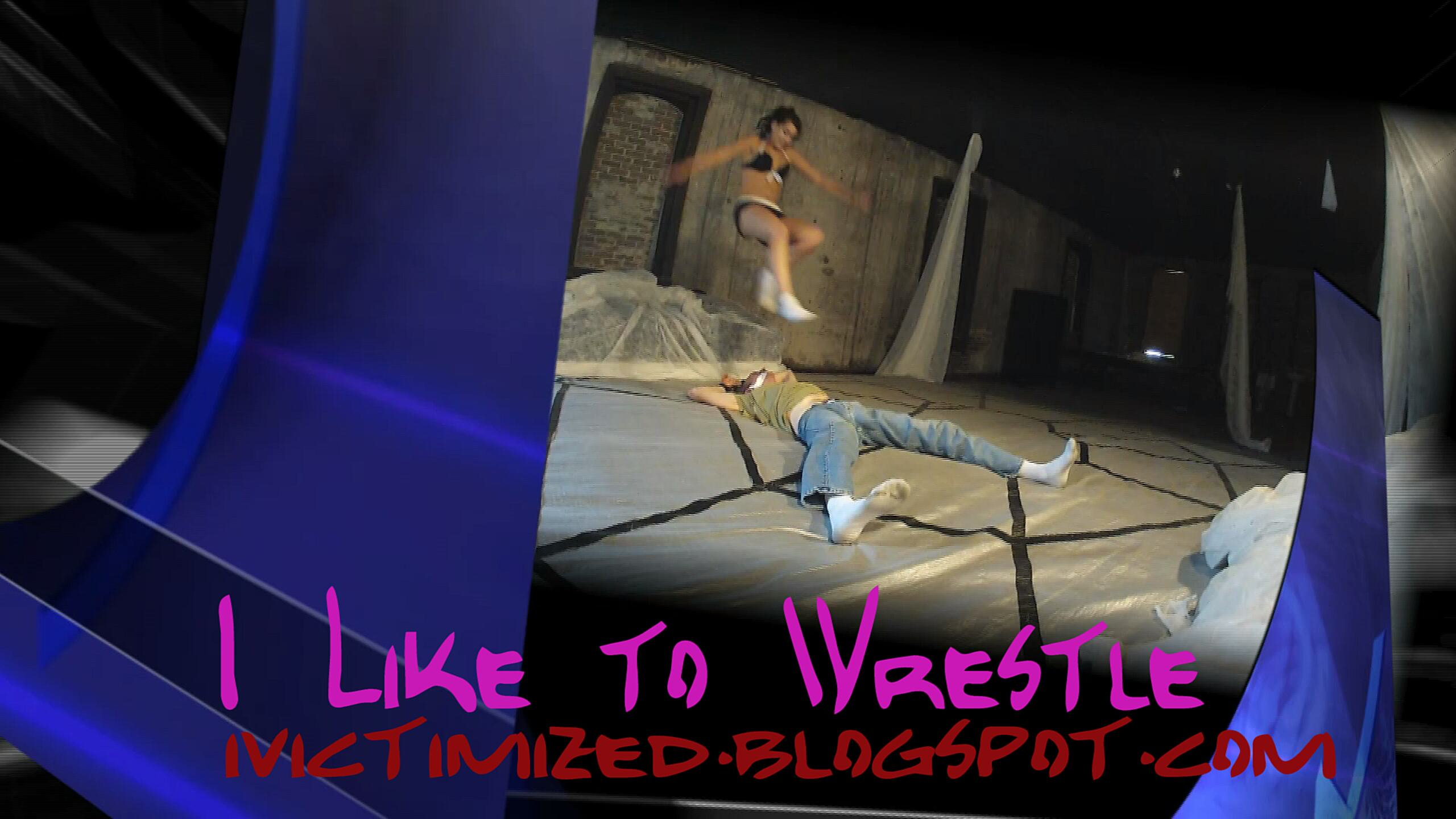 Fifth Additional product image for - Crystal Clearly- I Like to Wrestle