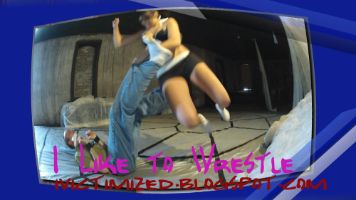 First Additional product image for - Crystal Clearly- I Like to Wrestle