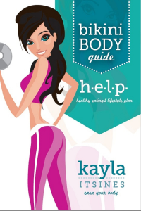 kayla itsines: healthy eating and lifestyle plan