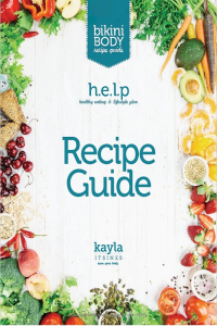 Kayla Itsines: Recipe Guide | eBooks | Health