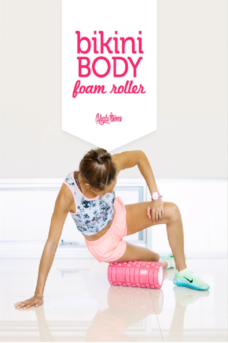 First Additional product image for - Kayla Itsines: Foam Rolling