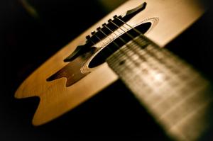 Relaxing Acoustic Guitar tab (Shimmer) - sample   Music   Instrumental