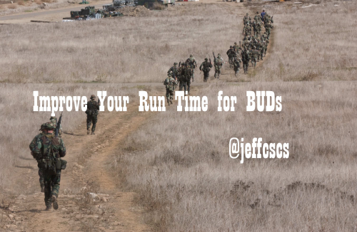 First Additional product image for - Tactical Run Program - BUDS