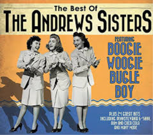 boogie woogie bugle boy arranged for ssa vocals and 5441 big band