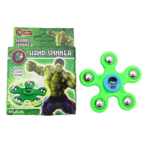The Hulk Music (Fidget Spinner) Video! | Music | Electronica